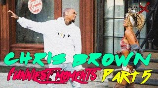 Chris Brown Funny Moments 2017 Part 5 - Best of Chris Brown