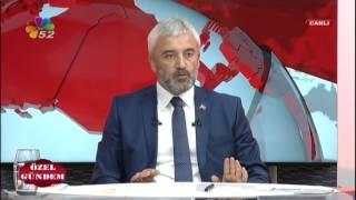 23/05/2017 ÖZEL GÜNDEM - ENVER YILMAZ