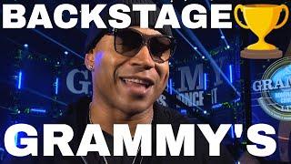 FLASHBACK GRAMMY'S w/ LL Cool J. Backstage!