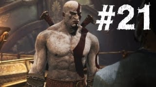 God of War Ascension Gameplay Walkthrough Part 21 - The Shoulder of Apollo