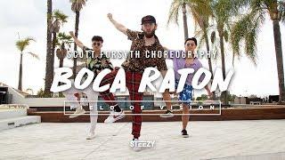 """BOCA RATON"" | Scott Forsyth Choreography | Field Of Vision | STEEZY.CO"