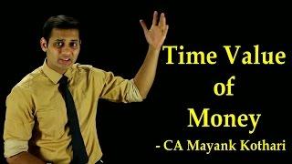 CA Final SFM - Time Value of Money