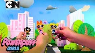 Powerpuff Girls | Live Action Play: Aura Power! | Cartoon Network