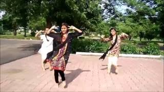 Cham Cham (Danspire Choreography)