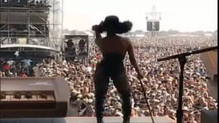 Ron Isley of The Isley Brothers - Who's That Lady & Shout