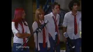 Rebelde (1ª Temporada) - CAPÍTULO 188.