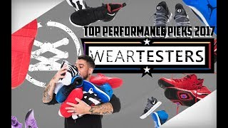 Top Performance Picks 2017