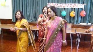 Sylheti Dhamail @ Mishmi's Annaprashon-2.