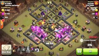 War max hall 9 with 5 lava 20 balloon