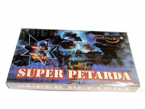 Super Petarda Test | Polenböller | 1080p Full Hd