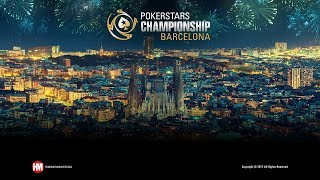PokerStars Championship Barcelona Main Event, Final Table (Cards-Up)