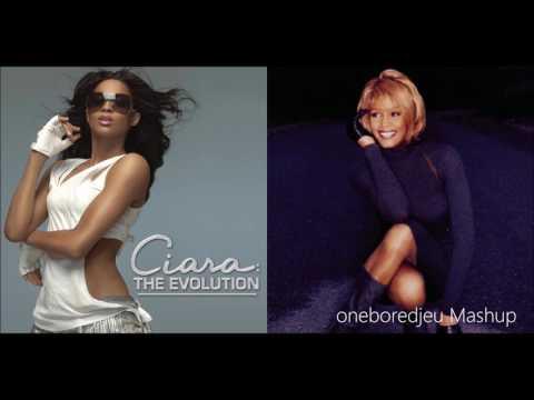 It's Not Right, Boy - Ciara vs. Whitney Houston (Mashup)