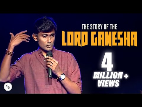Xxx Mp4 The Story Of LORD GANESHA Standup Comedy By Alex 3gp Sex