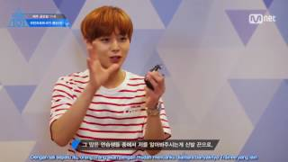 [HS][Indo Sub] 170616 Produce 101 Season 2 National Producers Bertanya! [101 Special]