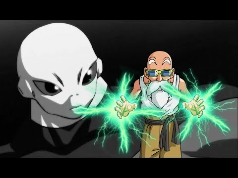 Como Funciona el Mafuba, y la nueva Técnica del Maestro Roshi - Dragon Ball Super