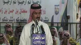 محمد بن شديد و تركي الميزاني طاروق كايف حفل القويعيه