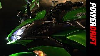 2017 Kawasaki Ninja 1000 : Launch Alert : PowerDrift