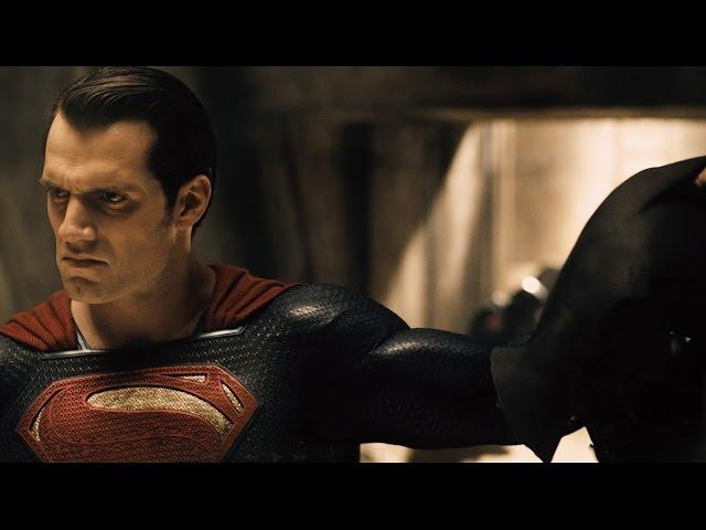 Batman v Superman Exclusive Sneak HD