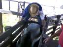 montaria em touro Rodeio