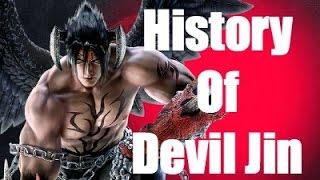 History Of Devil Jin Tekken 7