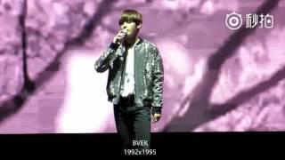 [160723] BTS concert in Beijing - Dead leave (Taehyung focus)