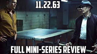 11.22.63 Full Review | (Hulu Original mini-series) SPOILER FREE | Shotana Studios