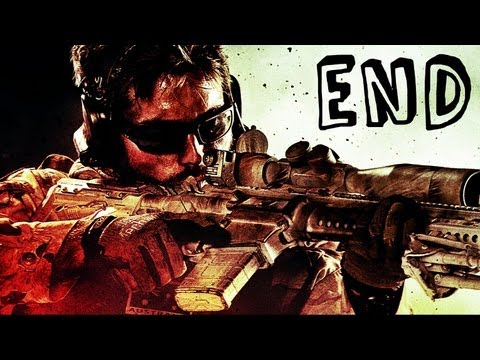 Medal of Honor Warfighter Ending - Gameplay Walkthrough Part 12 - Shut It Down - Mission 13