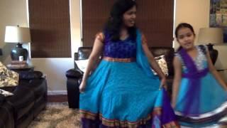 Small Kids Dance - Pavada Thumbale