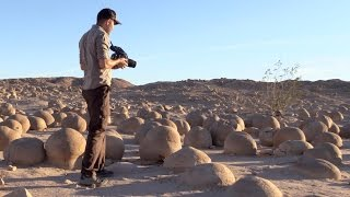 Photography On Location: The Pumpkin Patch in Anza-Borrego Desert