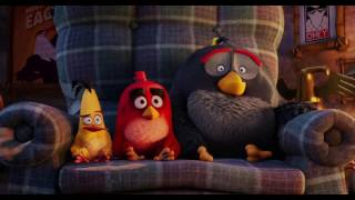 Angry Birds (2016)  The mighty eagle song. FUNNY