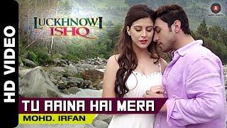 Tu Aaina Hai Mera Official Video | Luckhnowi Ishq | Mohd. Irfan | Adhyayan & Karishma
