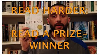 #ReadHarder: Read a Prize-Winner