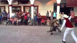 Danza los Tastuanes de Tonala Jalisco