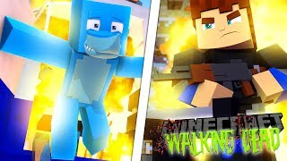 Minecraft THE WALKING DEAD - SHARKY IS CAPTURED BY CAMP SS !!