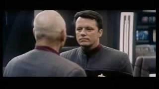 """Star Trek Nemesis Deleted Scene: """"Where noone has gone before"""""""