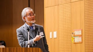 Yoshinori Ohsumi: What is autophagy? A dynamic cellular recycling process