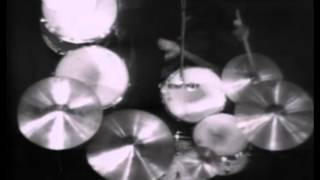 Buddy Rich drum solo x 2 Paris 1970