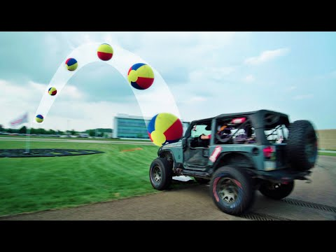High Speed Sports Battle Dude Perfect