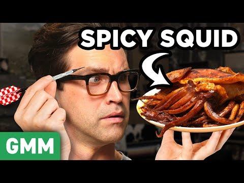 International BBQ Taste Test GAME