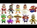 Download Video Download Super Mario Odyssey - All Outfits (DLC Included) 3GP MP4 FLV