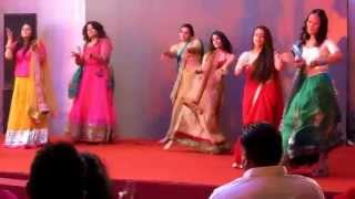 Pre-Wedding Sangeet Dance Competition