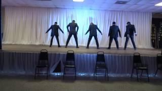 Angels Dancing Boys Presentación Señorita y Chico Estilo 2016