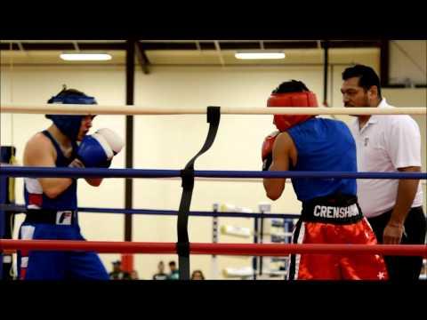 Jay Crenshaw   H.O.R.N. Championship Fight 2015
