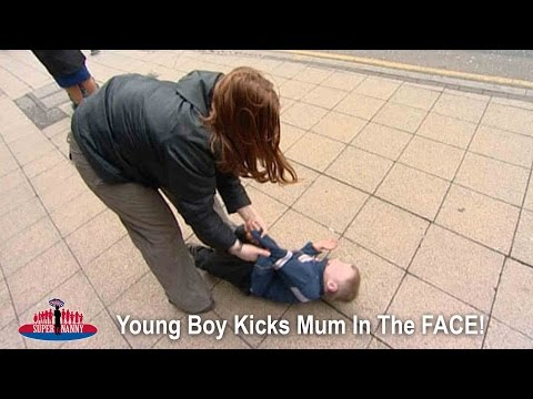 Xxx Mp4 Boy Kicks Mom In The FACE Supernanny 3gp Sex