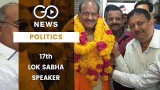Om Birla Likely To Become Lok Sabha Speaker