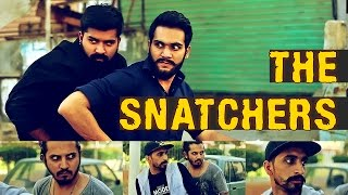 The Snatchers | Karachi Vynz Official | Funny video