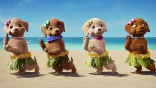 Barbie & Her Sisters in A Puppy Chase - Trailer