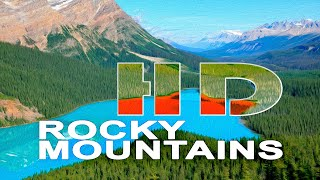 THE ROCKY MOUNTAINS | CANADA - A TRAVEL TOUR - HD 1080P