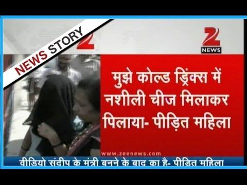 Delhi: Woman in 'sex CD' lodges complaint against ex-AAP MLA Sandeep Kumar