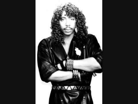 Rick James Ebony Eyes ft. Smokey Robinson